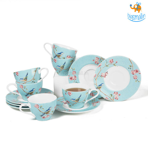Sakura Tea Set - Set of 6