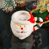 Santa Scented Candle - bigsmall.in