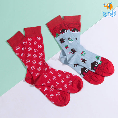 Christmas Socks - bigsmall.in