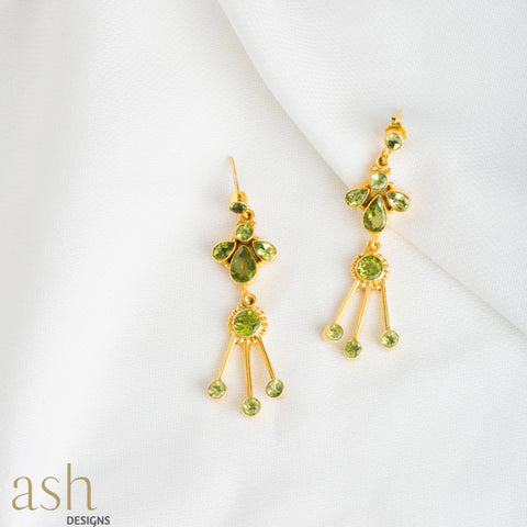 Cleopatra Semi-Precious Earrings