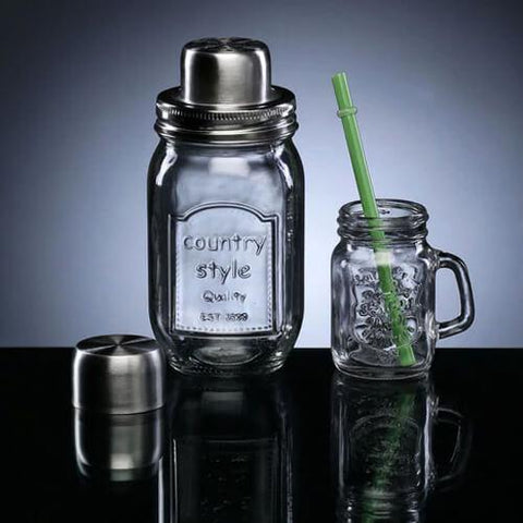 Cocktail Shaker Set - Pack of 13 pcs - bigsmall.in