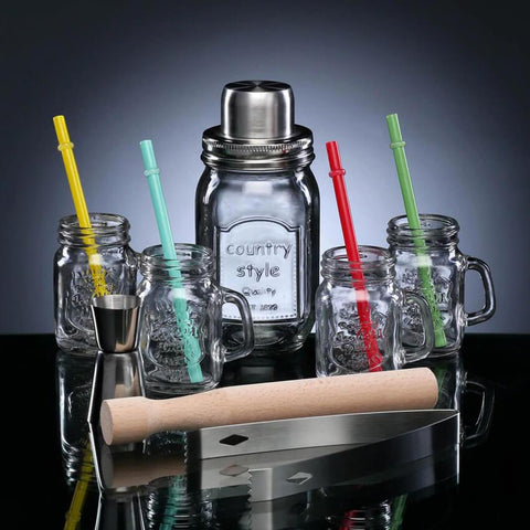 Cocktail Shaker Set - Pack of 13 pcs