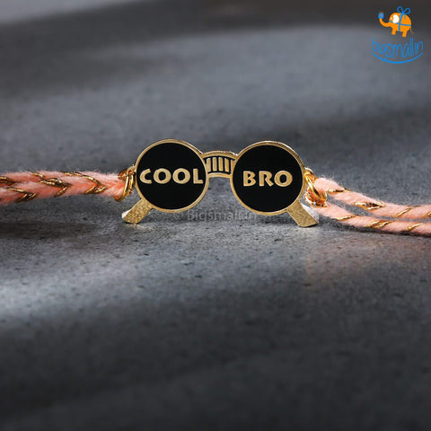 Cool Bro Rakhi - bigsmall.in