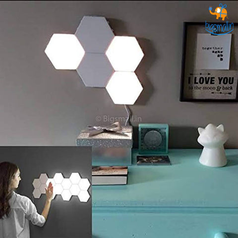 Modular Touch Lights - bigsmall.in