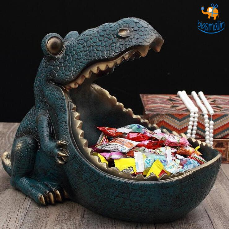 Dinosaur Storage Table Decorative - bigsmall.in