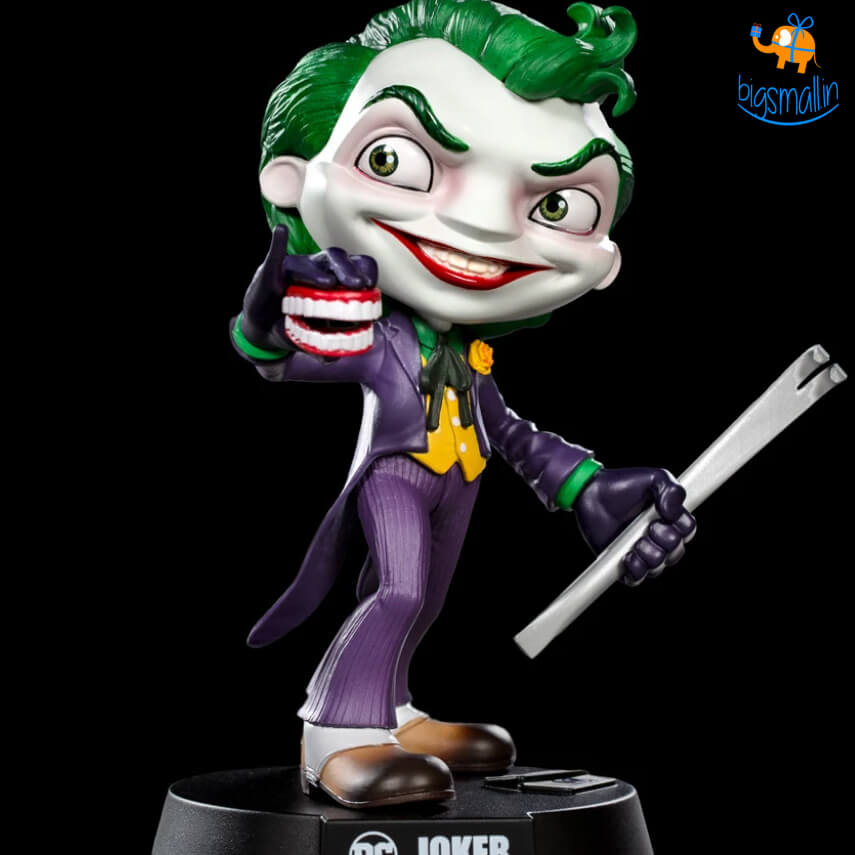 DC Joker Action Figure