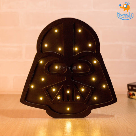 Darth Vader LED Lamp - bigsmall.in