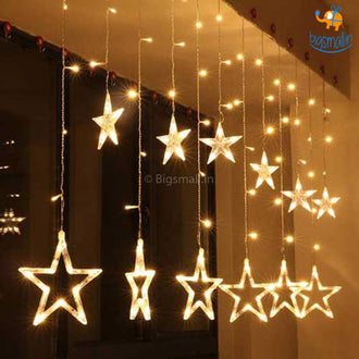 Star Curtain LED Lights