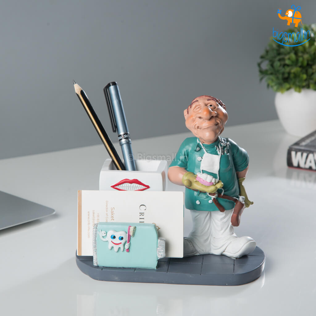 Dentist Desk Stationery Holder