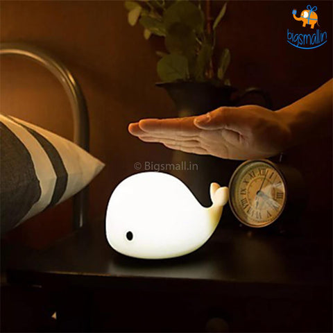Whale Touch Sensor Lamp - bigsmall.in