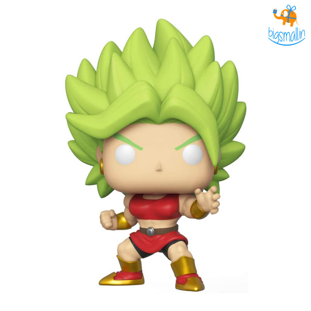 Dragon Ball Super Saiyan - Kale 3D Funko POP Action Figure