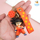 3D Dragon Ball Z Keychain - Anime