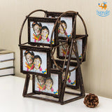 DIY Ferris Wheel Photo Frame - bigsmall.in