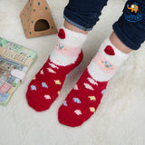 Fluffy Cushion Socks - bigsmall.in