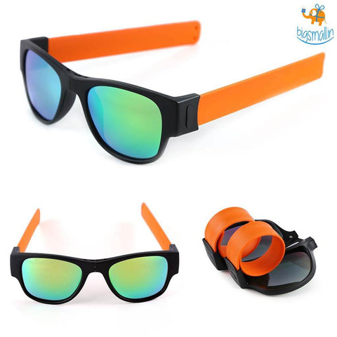 Foldable Sunglasses - bigsmall.in