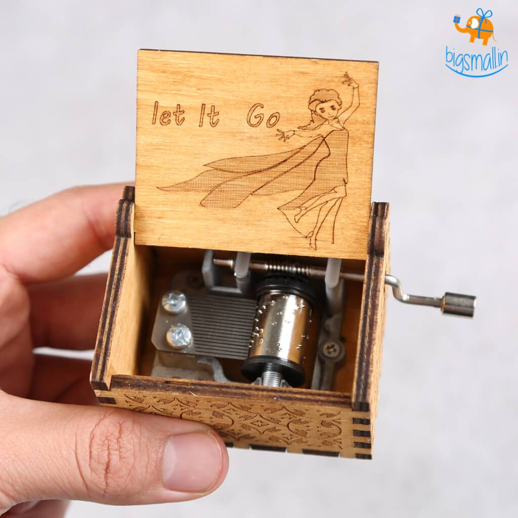 Let It Go - Frozen Music Box - bigsmall.in