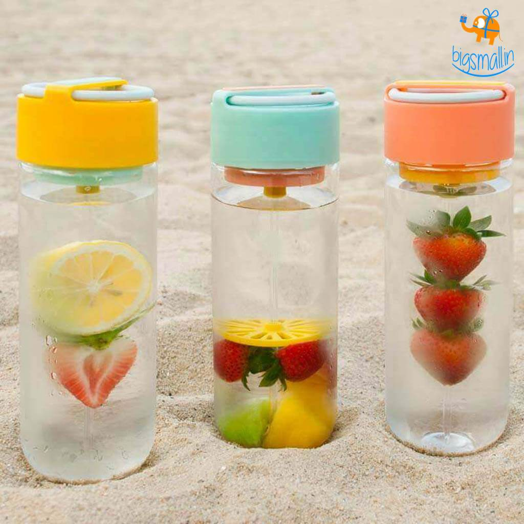 Fruit Skewer Bottle - BPA Free - bigsmall.in