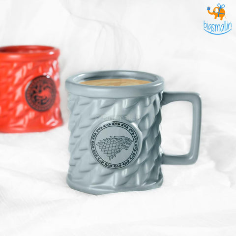 Game Of Thrones 3D Sigil Mug - bigsmall.in