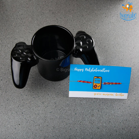 Gamer Bro Rakhi Gift Set
