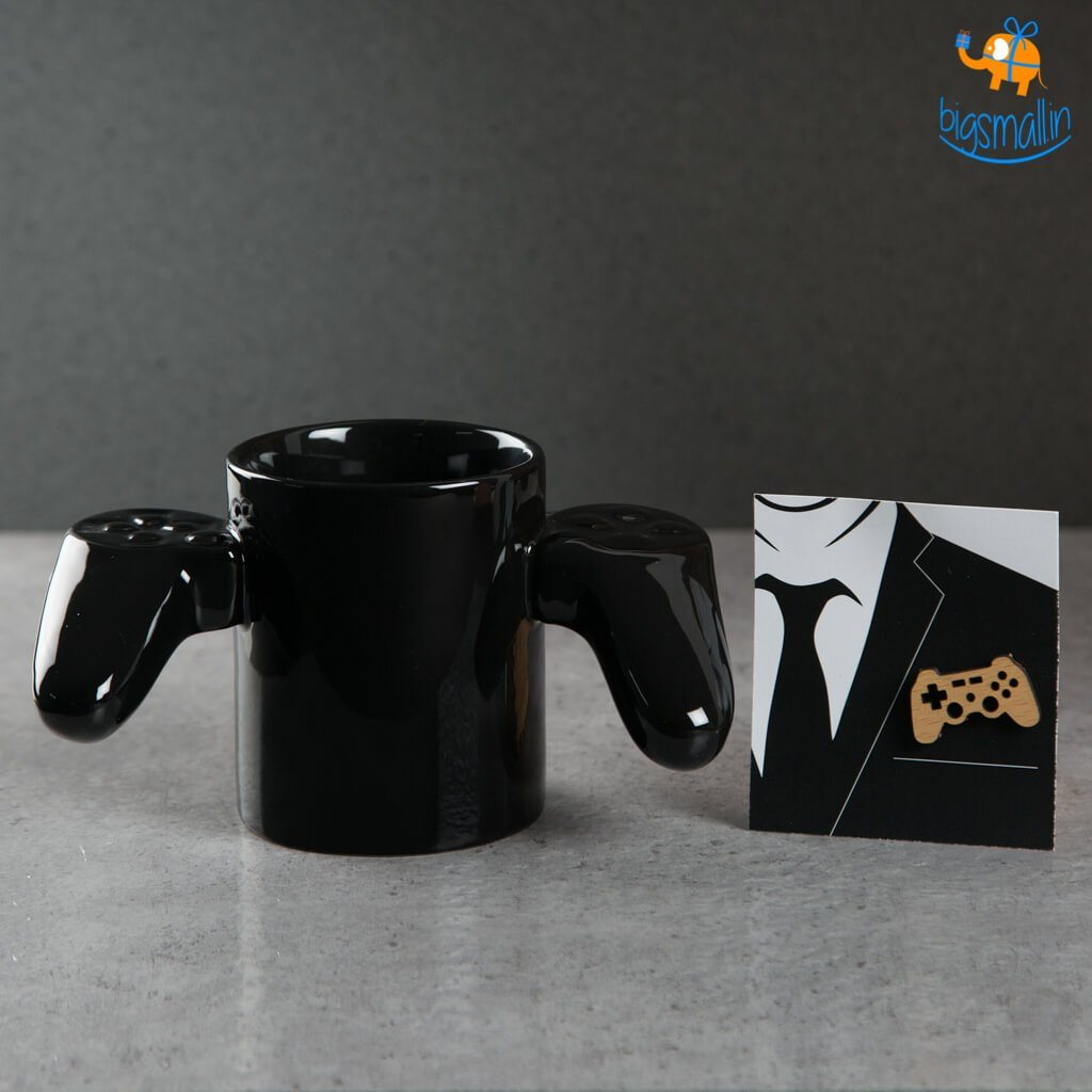Gamer Gift Set - 2 pc - bigsmall.in