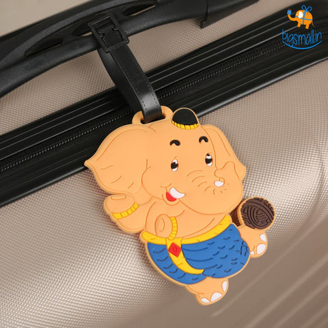 Elly Luggage Tag - bigsmall.in