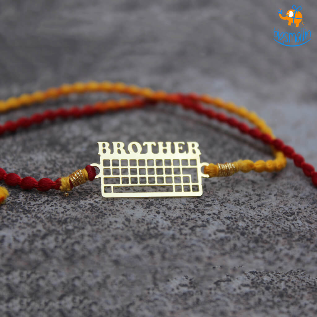 Geeky Brother Rakhi