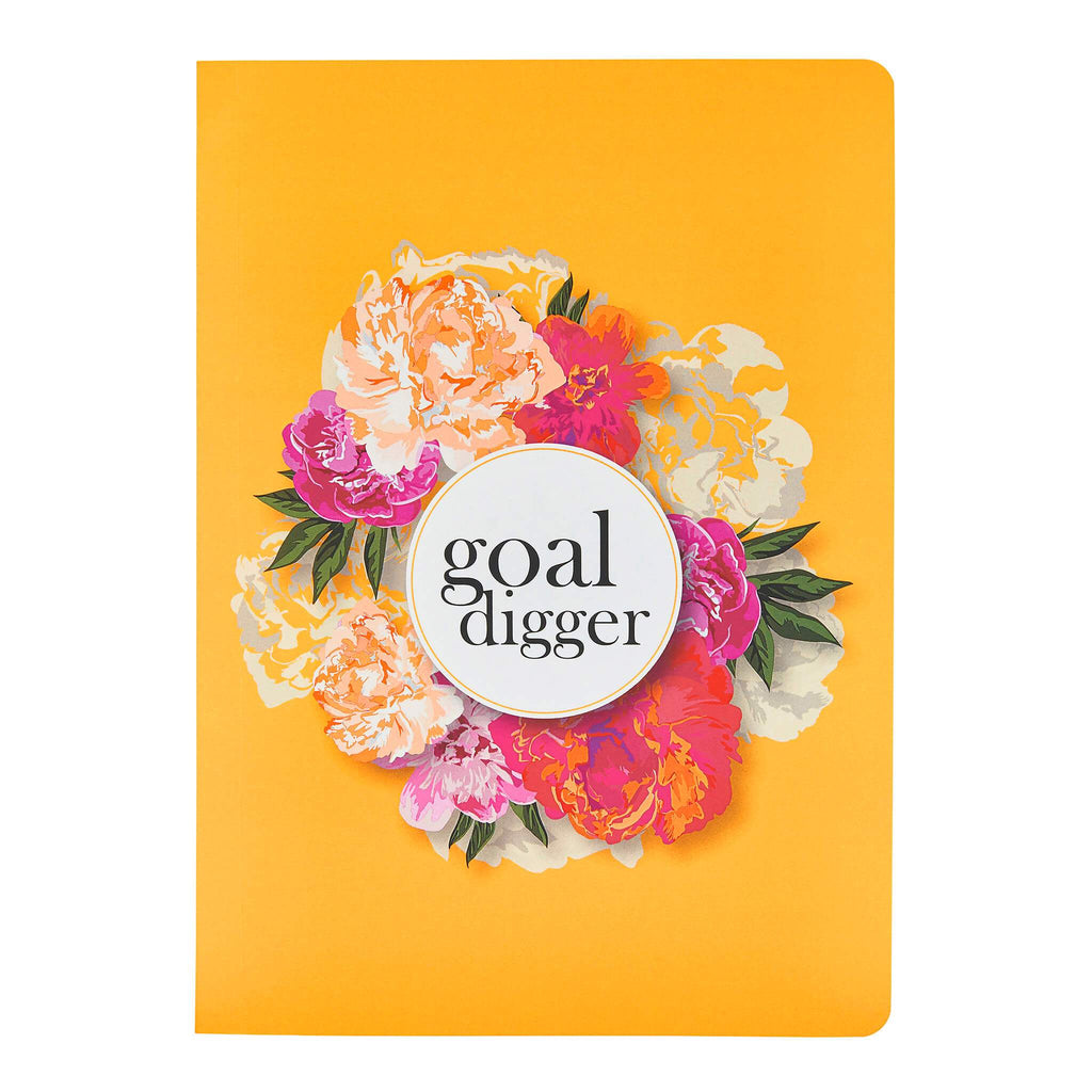 Goal Digger Notebook - bigsmall.in