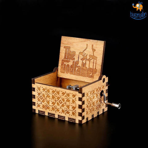 The Godfather Music Box