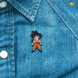 Dragon Ball Z Goku Lapel Pin - Anime - bigsmall.in