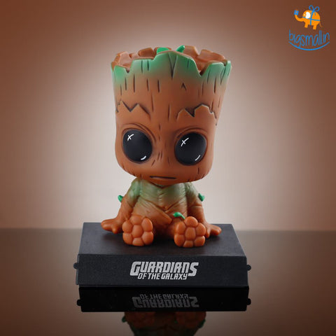 Baby Groot Bobblehead Avengers Edition - bigsmall.in