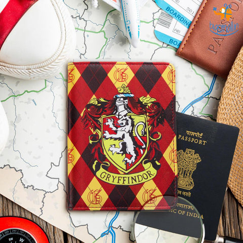 Official Harry Potter Passport Holder - bigsmall.in