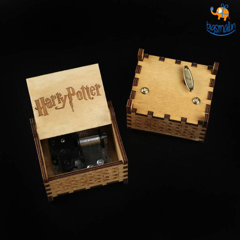 Harry Potter Music Box with Automatic Key - bigsmall.in