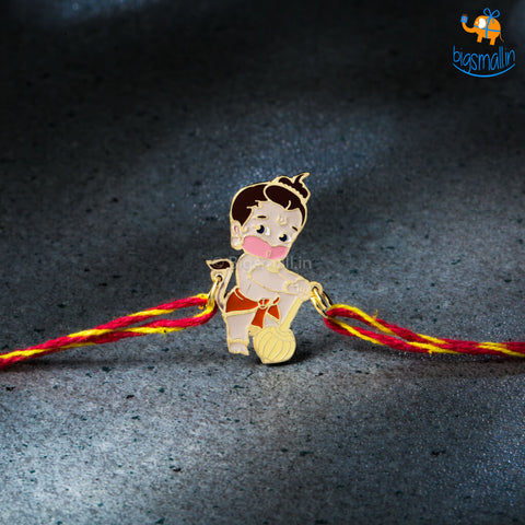 Little Hanuman Rakhi