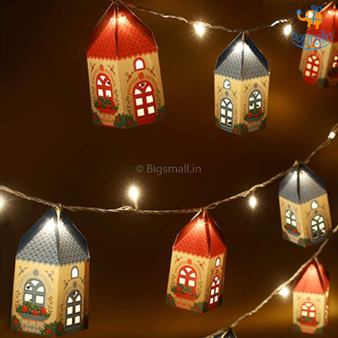 Happy Home Lamp Shades With Fairy Lights - bigsmall.in