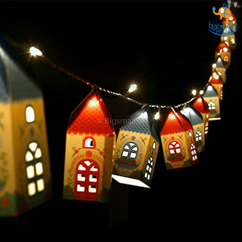 Happy Home Lamp Shades With Fairy Lights