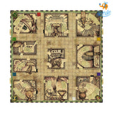 Harry Potter Clue Board Game