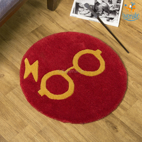Harry Potter Round Rug