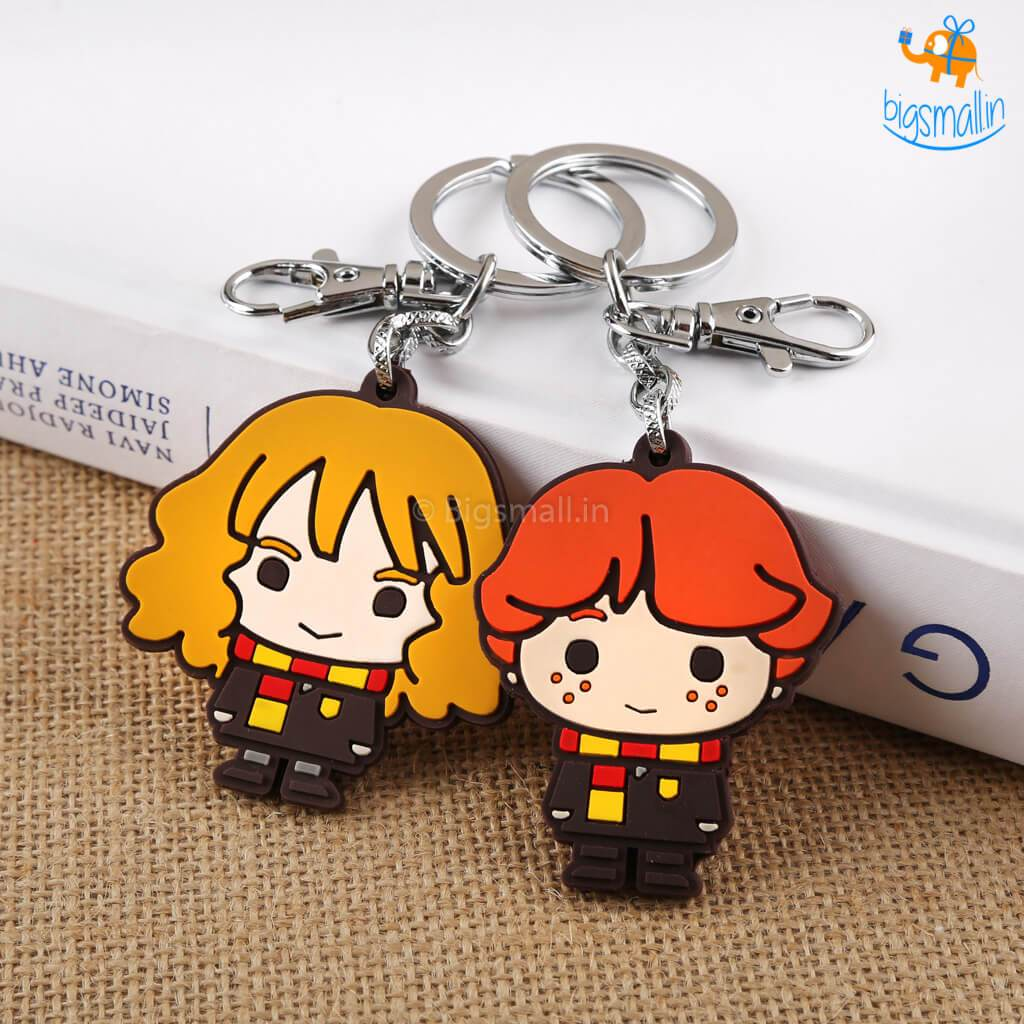 Harry Potter Characters Keychain