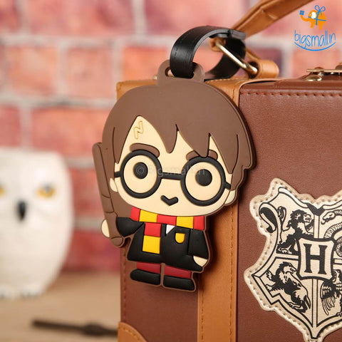 Harry Potter Cartoon Luggage Tags