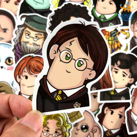 Harry Potter Stickers - bigsmall.in