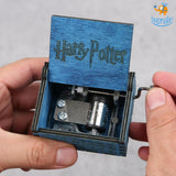 Harry Potter Music Box - bigsmall.in