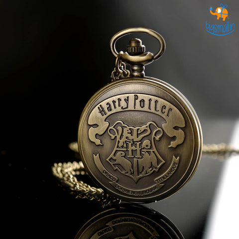 Harry Potter Pocket Watch - bigsmall.in