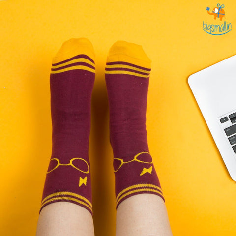 Classic Harry Potter Socks - bigsmall.in