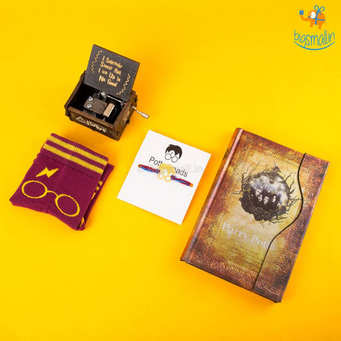 Harry Potter Rakhi Gift Set