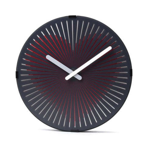 Beating Heart Wall Clock - bigsmall.in