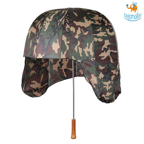 Helmet Shaped Umbrella