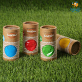 Herbal Rangoli Colours - Pack of 4 - bigsmall.in