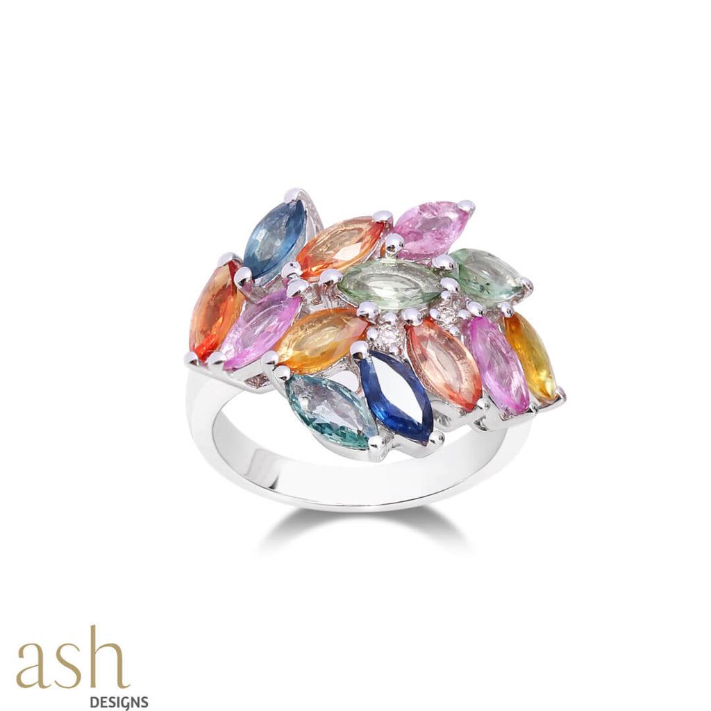 Paradise Valley Semi-Precious Ring
