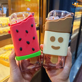 Ice Cream Water Bottle