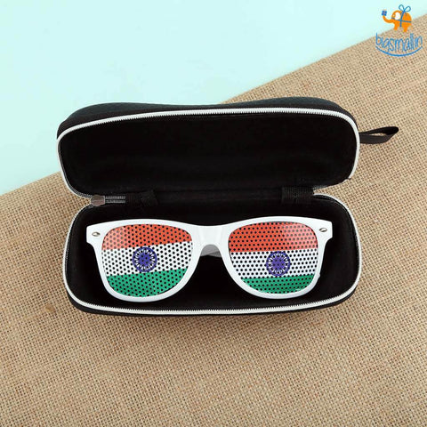 India Tricolor Sunglasses - bigsmall.in